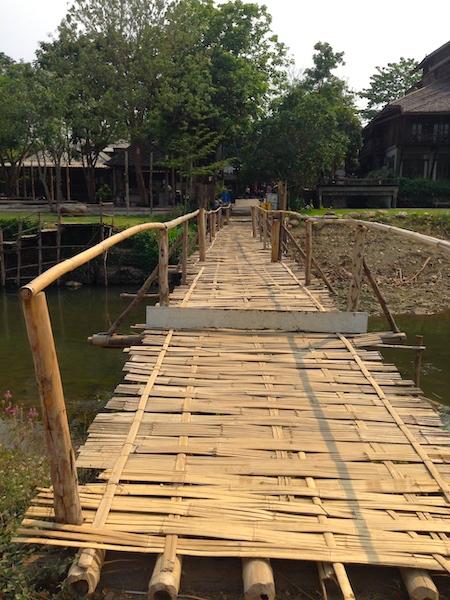 パーイの吊り橋