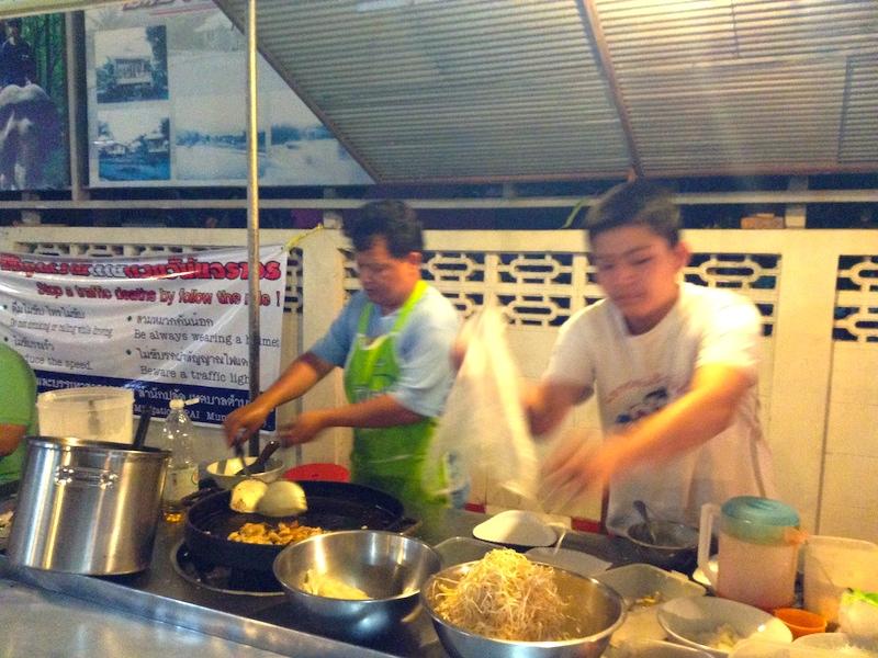 タイ屋台料理
