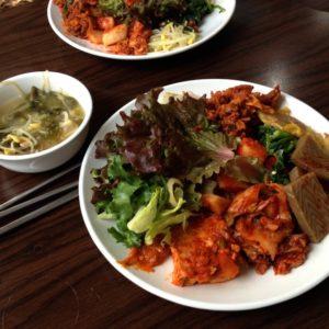 中野【ネパール料理】カナカナの満腹ダルバートランチ※閉店しました※