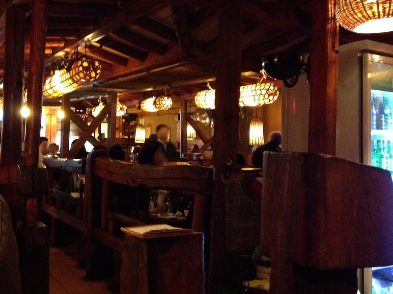 伝統居酒屋