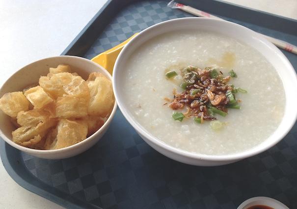 porridge-Youtiao