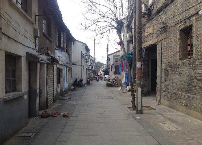 蘇州の風景