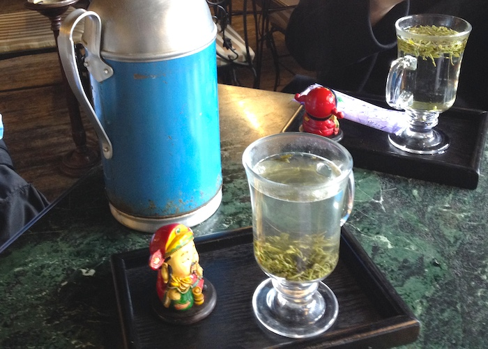 中国茶カフェ