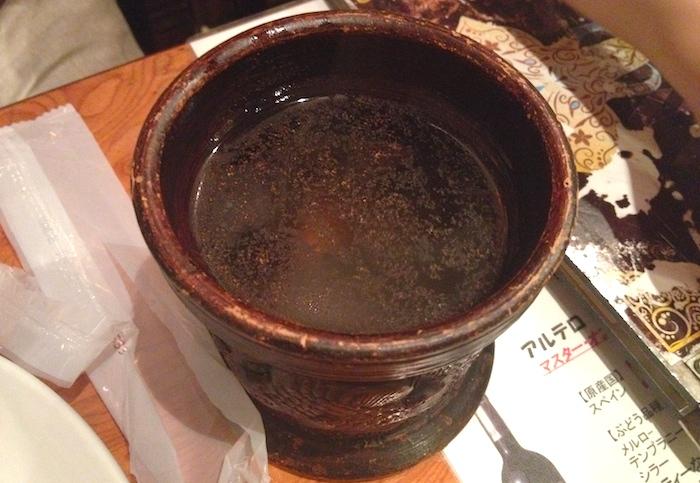 クンビラのハーバル酒
