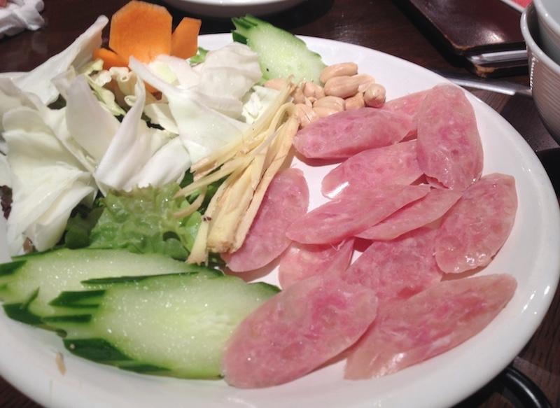 大泉学園タイ料理屋マライ