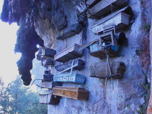 【ハンギング・コフィン】フィリピン、中国、インドネシアの懸棺