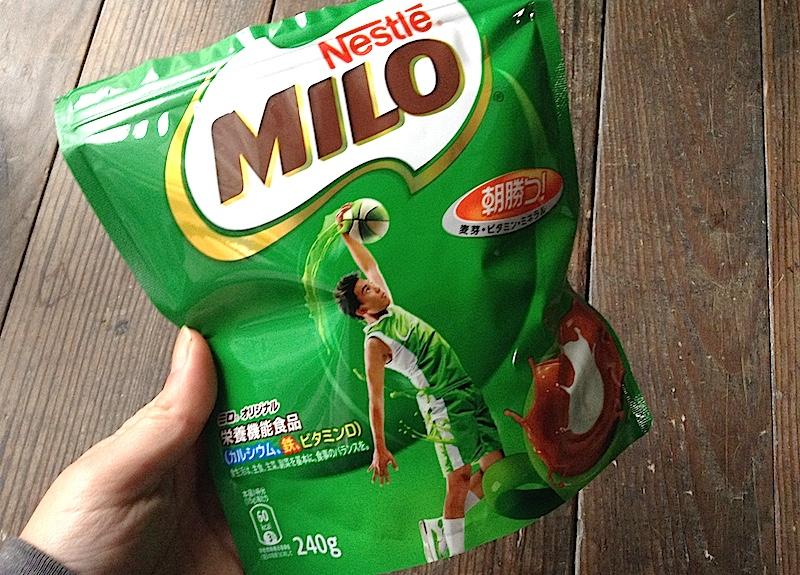 日本のミロ