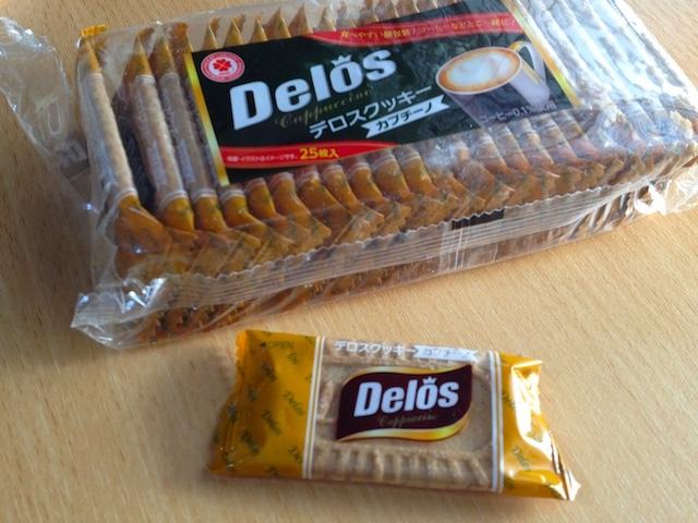 デロスクッキー