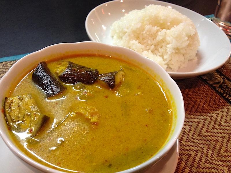 カンボジア料理ランチ
