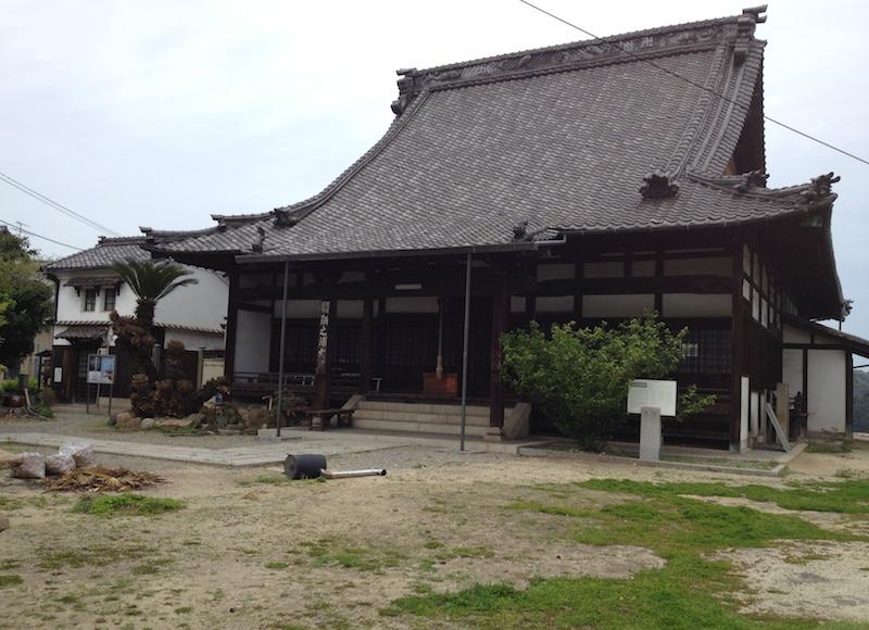 鞆の浦の圓福寺