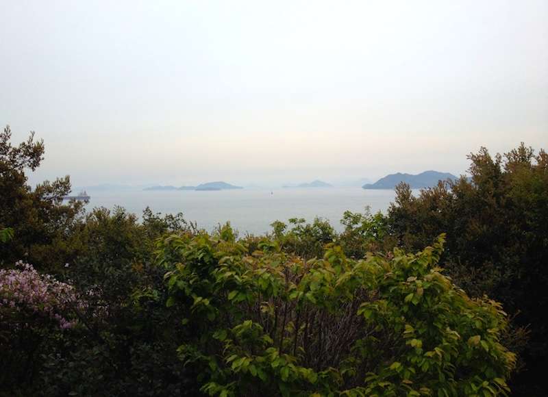 仙酔島からの眺め2