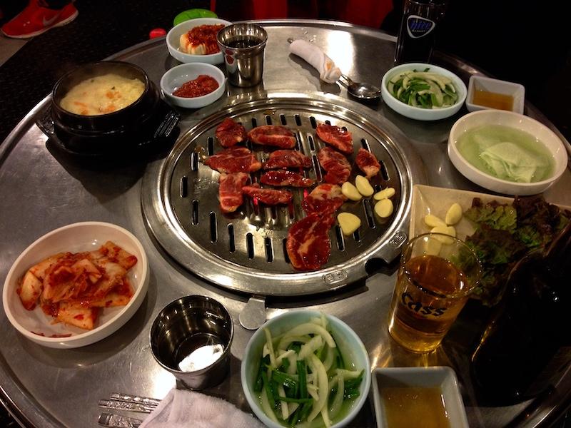 ソウルの美味しい店リスト【韓国グルメ】*あまり参考になりません