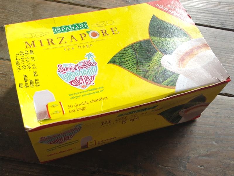 バングラデシュのミルザプール紅茶