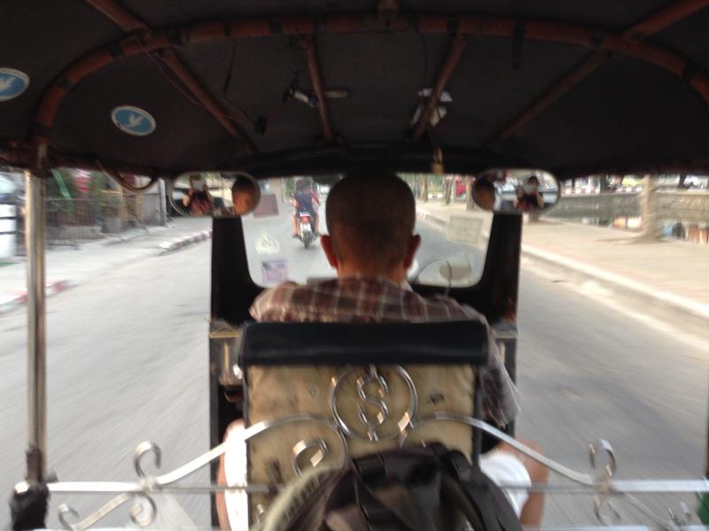 タイ旅行記16日目:最終日に荷物検査でひっかかった