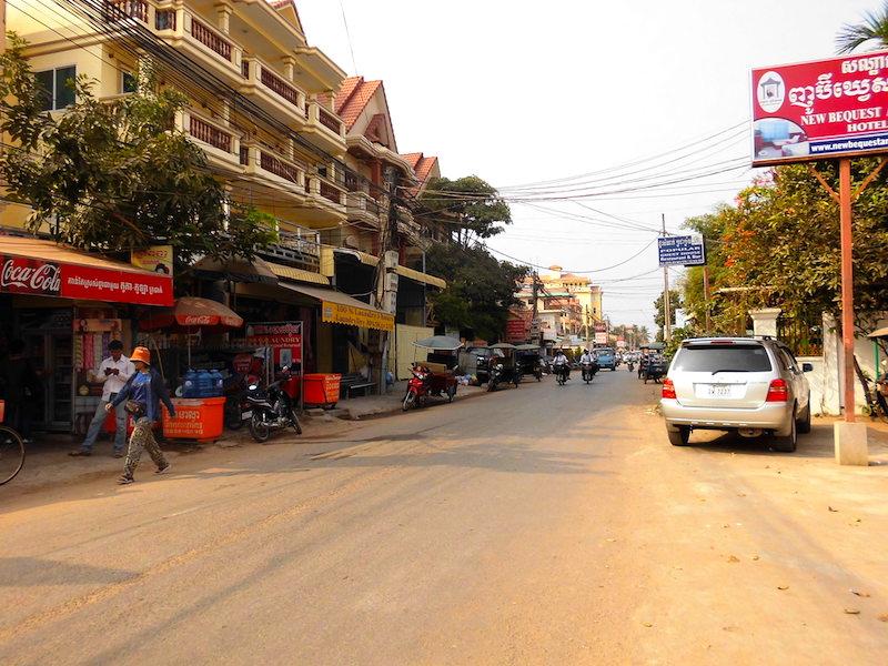 カンボジア旅行記1