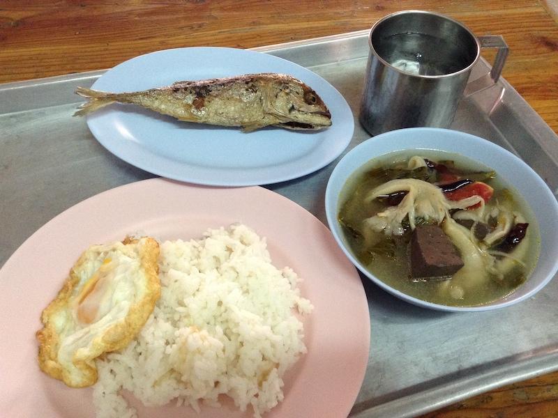 タイ旅行記15日目:チェンマイでタイ料理の食べ納め
