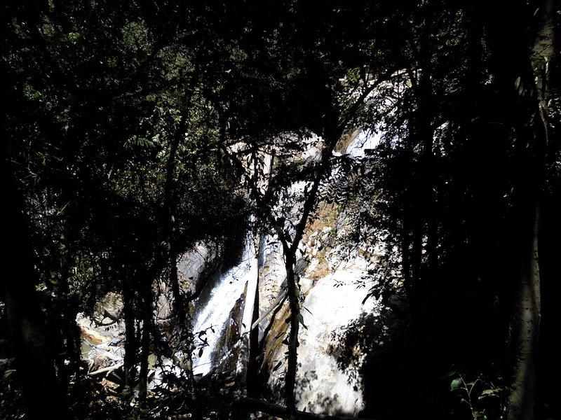 ロンビンソン滝