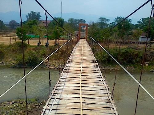 タイ旅行記7日目:チェンマイからにパーイへバスで移動