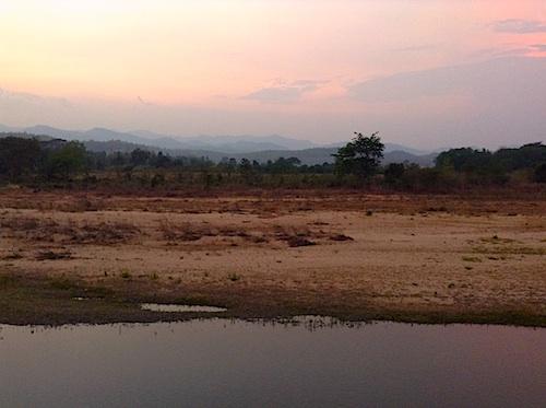 タイ旅行記13日目:川ぞいの田舎町メーサリアンで1泊