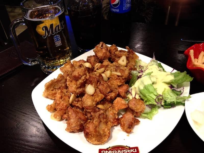 ソウル2日目:仁寺洞の伝統茶屋&韓国チキンとビールでチメッ