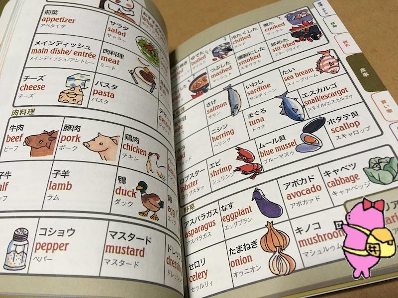 私は【旅の指さし会話帳】で英語を勉強しました
